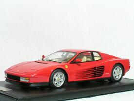 Kyosho 1/18 フェラーリ テスタロッサ 1989年 / レッド