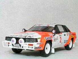 OTTO モデルス 1/18 スケールニッサン 240 RS1984年 サファリ ラリー