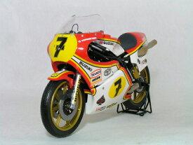 ミニチャンプス 1/12 スケールスズキ RG500バリー ・ シーン1977年 グランプリ ワールド チャンピオン