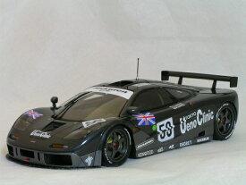 ミニチャンプス 1/18 マクラーレン F1 GTR Ueno Clinic 1995年 ルマン 24時間レース優勝車 / 日本人初のルマン優勝!