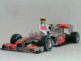ミニチャンプス 1/18 マクラーレン メルセデス MP4-25 / ルイス・ハミルトン、2010年カナダGP クオリファイ セッション