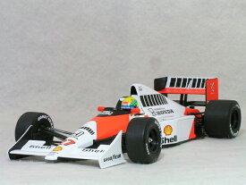 ミニチャンプス 1/18 マクラーレン ホンダ MP4/5B - アイルトン・セナ 1990年 ワールド チャンピオン
