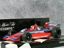 ミニチャンプス 1/43 ブラバム アルファ ロメオ BT46 / ネルソン・ピケ 1978年 カナダ GP