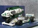 ミニチャンプス 1/43 スケールウイリアムズ フォード FW07Cカルロス・ロイテマン1981年 ベルギー GP 優勝車
