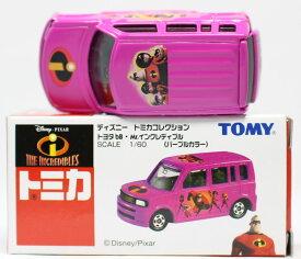 【USED】トヨタbB Mr.インクレディブル(パープルカラ—) ディズニー トミカコレクション 240001011642