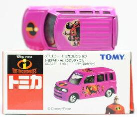 【USED】トヨタbB Mr.インクレディブル(パープルカラ—) ディズニー トミカコレクション 240001013401