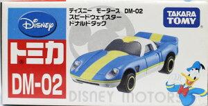 ディズニーモータース DM-02 スピードウェイスター ドナルドダック