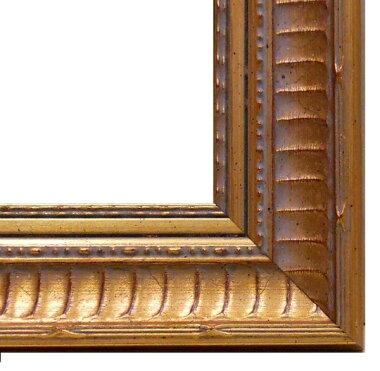 額縁アンティークおしゃれ正方形フレーム金ミニ額A-682ゴールド額縁サイズ80mm×80mm窓枠サイズ66mm×66mm