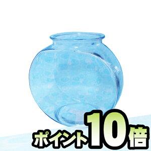 太鼓鉢 中 3.8L (ガラス 金魚鉢)