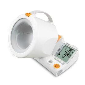 上腕式 血圧計 デジタル自動血圧計 スポットアーム 可動式腕帯 メモリ機能 大型液晶 単3形 乾電池使用 簡単 健康 OMRON オムロン ヘルスケア HEM1000