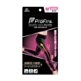 ピップ プロ・フィッツ スポーツテックタイツ 女性用 M ブラック 黒 PS327