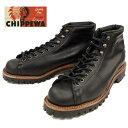 チペワ ブーツ CHIPPEWA 1901G42 5-inch lace-to-toe field boots [Black] フィールドブーツ Vibram ビブラム 正規品 保証書付 ワークブーツ メンズ アメリカ製 送料無料 【あす楽対応】