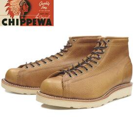 【SALE:50%OFF】 チペワ ブーツ CHIPPEWA 1901M35 5-inch Bridgeman [Copper-Caprice] ラインマンブーツ メンズ モンキーブーツ 本革 ブリッジマン ワークブーツ アメリカ製 正規品 保証書付 送料無料 【あす楽対応】