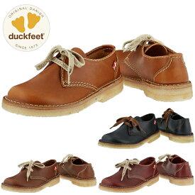 ダックフィート duckfeet DN330 ダンスク DANSKE プレーントゥシューズ メンズ レディース カジュアルシューズ 本革 送料無料