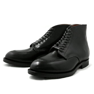 紅翅膀正規的物品RED WING 9090 Girard店鋪限定型號[BLACK]吉拉德古典禮服工作長筒靴紅翅膀REDWING BOOTS紅·翅膀men's boots