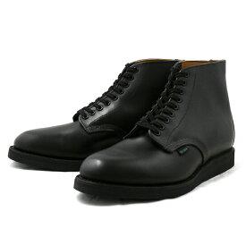 【エントリーでポイント最大43.5倍】 【選べる純正ケア用品1点付】 レッドウィング 正規品 RED WING 9197 Postman Boots 店舗限定モデル [BLACK] ポストマンブーツ ワークブーツ レッドウイング REDWING BOOTS レッド・ウィング men's boots【交換片道送料無料】