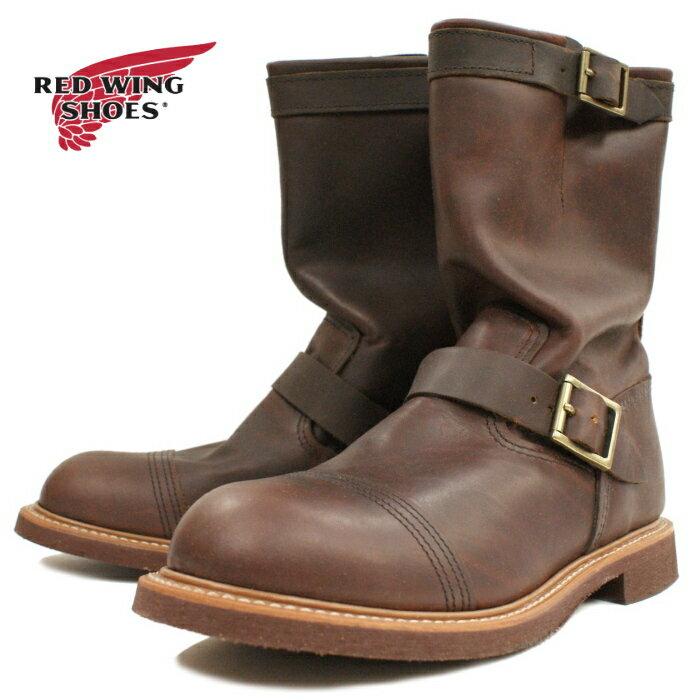 レッドウィング アイアンスミス 正規品 RED WING IRONSMITH 8121 [アンバー] ブーツ メンズ ワークブーツ 送料無料【交換片道送料無料】【純正ケア用品付】