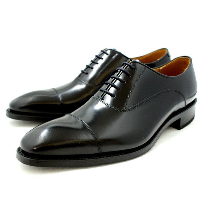 リーガル 靴 メンズ ビジネスシューズ ストレートチップ 本革 内羽根 REGAL 315R 〔ブラック〕 メンズ ビジネスシューズ 日本製 business shoes men's