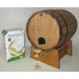 樽型サーバー(ボックスワイン用)ヨコ型穴1