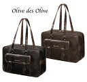 OLIVE サッチェル風合皮サブバッグオリーブデオリーブスクール(スクールバッグ)
