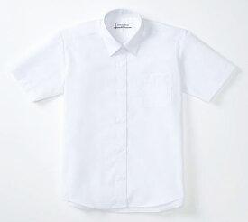 レギュラーカラーシャツ(半袖)形態安定・UVカット・透け防止OLIVE des OLIVE Schoolオリーブデオリーブスクール