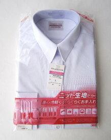 女子スクールシャツ 長袖ニットシャツ 制服/ワイシャツ/COLLEGE CLUB/カレッジクラブ