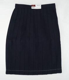 紺スカート(裏地付き)ヒロミチナカノスクールウール100% サージ(セーラー服上衣は別売りです。)