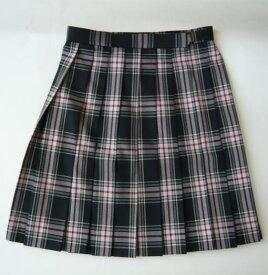 スクールスカート(黒/ピンクチェック)ビバリーヒルズポロクラブ 5347