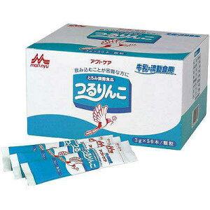 つるりんこ 牛乳・流動食用(3g×50本)[嚥下][飲み込み][とろみ][ゼリー][熱中症]