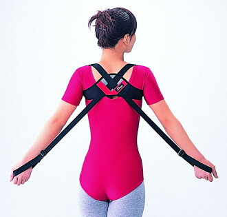 Shoulder feel good LL size (90-100 cm chest measurement) diamond industrial co., Ltd. [10% off], [shoulder] [stretching] [circulation] and [fatigue]