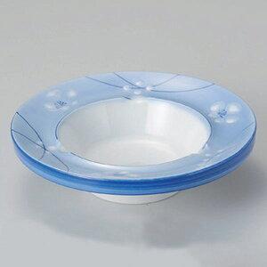 白梅6.0灰皿 19cm 和食器 灰皿 業務用