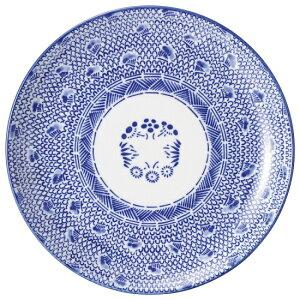 タイスキ 8 1/2メタ玉皿 中華食器 丸皿 20cm〜30cm 業務用 日本製 磁器 約21.2cm 単品メニュー用 定食用皿 中華皿 プレート 盛皿 エビチリ 酢豚 中国料理