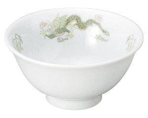 緑鳳龍 スープ碗 中華食器 スープ碗・スープボール 業務用 日本製 磁器 約11.5cm スープ用 セットメニュー用 清湯 フカヒレスープ たまごスープ わかめスープ 取り分け用 中国料理