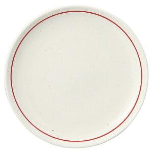 白虎 8吋丸皿 中華食器 丸皿 20cm〜30cm 業務用 日本製 磁器 約21cm 単品メニュー用 定食用皿 中華皿 プレート 盛皿 エビチリ 酢豚 中国料理