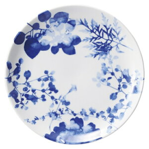 フローラル メタ玉7.0皿 中華食器 丸皿 20cm〜30cm 業務用 日本製 磁器 約21cm 単品メニュー用 定食用皿 中華皿 プレート 盛皿 エビチリ 酢豚 中国料理