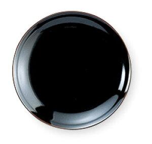 うるし天目 9.0皿 中華食器 丸皿 20cm〜30cm 業務用 日本製 磁器 約27.8cm 黒 単品メニュー用 大皿 中華皿 プレート 盛皿 エビチリ 酢豚 中国料理 カネスズ 肉皿 焼肉店 おしゃれ