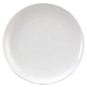 シーヌ 9インチ丸皿 中華食器 丸皿 20cm〜30cm 業務用 日本製 磁器 約23.5cm 単品メニュー用 定食用皿 中華皿 プレート 盛皿 エビチリ 酢豚 中国料理 カネスズ