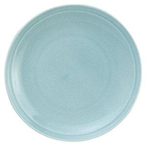 青磁中華 7.0皿 中華食器 丸皿 20cm〜30cm 業務用 日本製 磁器 約21.5cm 単品メニュー用 定食用皿 中華皿 プレート 盛皿 エビチリ 酢豚 中国料理 カネスズ