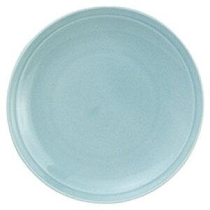 青磁中華 7.5皿 中華食器 丸皿 20cm〜30cm 業務用 日本製 磁器 約23.5cm 単品メニュー用 定食用皿 中華皿 プレート 盛皿 エビチリ 酢豚 中国料理 カネスズ