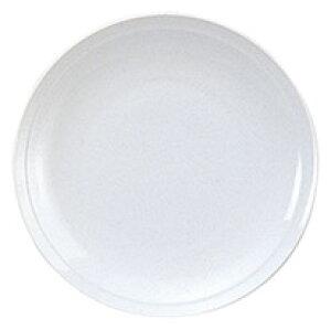 白中華 7.5皿 中華食器 丸皿 20cm〜30cm 業務用 日本製 磁器 約23.1cm 単品メニュー用 定食用皿 中華皿 プレート 盛皿 エビチリ 酢豚 中国料理 カネスズ