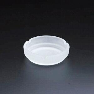 110F スキ ガラス 灰皿 業務用 約107mm
