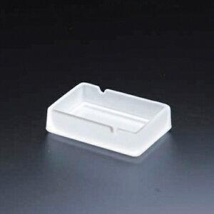 550F スキ ガラス 灰皿 業務用 約78mm