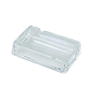 550 スキ ガラス 灰皿 業務用 約78mm