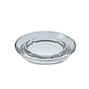 灰皿 5164 ガラス 灰皿 業務用 約127mm