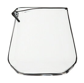耐熱ミルクピッチャー ガラス ミルクピッチャー・クリーマー 業務用 約43(最大49)mm