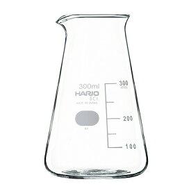 ビーカー コニカル300 ガラス デカンタ&ピッチャー 業務用 約68(最大85)mm