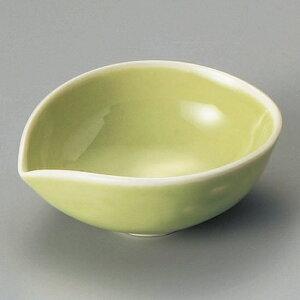 花びら豆鉢ヒワ 和食器 小付 業務用 約9.5cm お通し もずく酢 珍味 カップ 小鉢 小 たこわさ 人気 定番 デザート 杏仁豆腐 焼肉店
