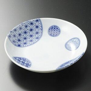 吉祥小紋3.5皿 和食器 フルーツ皿・銘々皿・取皿 業務用 約12.5cm 和食 和風 プレート フルーツ デザート 和菓子 甘味 ケーキ 和テイスト 定番 取り皿