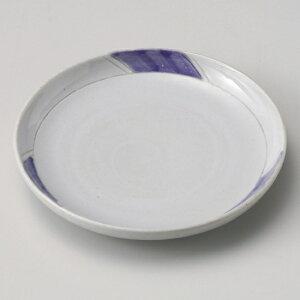 紫式部5寸皿 和食器 フルーツ皿・銘々皿・取皿 業務用 約16.3cm 和食 和風 プレート フルーツ デザート 和菓子 甘味 ケーキ 和テイスト 定番 取り皿