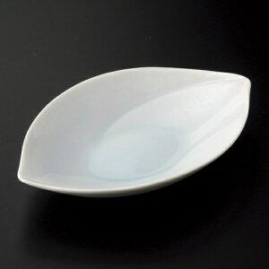 青白磁しずくフルーツ皿 和食器 フルーツ皿・銘々皿・取皿 業務用 約15.8cm 和食 和風 プレート フルーツ デザート 和菓子 甘味 ケーキ 和テイスト 定番 取り皿